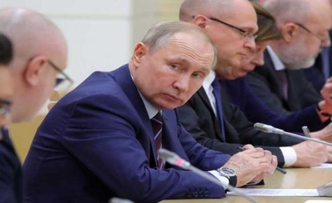 Putin, Güvenlik Konseyi üyeleriyle Belarus ile işbirliğinin geliştirilmesi konusunu görüştü