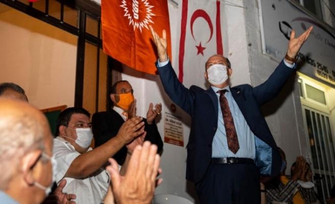 """Tatar: """"Sağlıkta büyük ilerleme sağlıyoruz"""""""