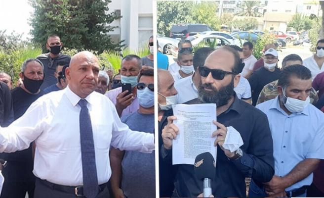 """Toplantı sonrası konuşan Atakan: """"Yasa en geç yılsonuna yürürlüğe girecek"""""""