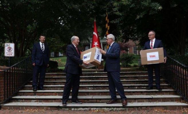 ABD'li vekil 'Covid-19 yardımı' için Türk kurumlarına teşekkür etti