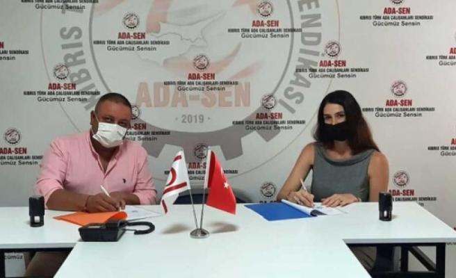 ADA-SEN ile OKKÜ arasında eğitim protokolü imzalandı