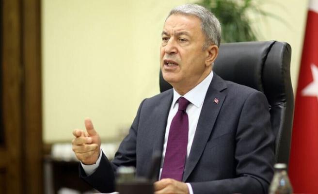 Akar'dan Doğu Akdeniz mesajı: Geldikleri gibi giderler