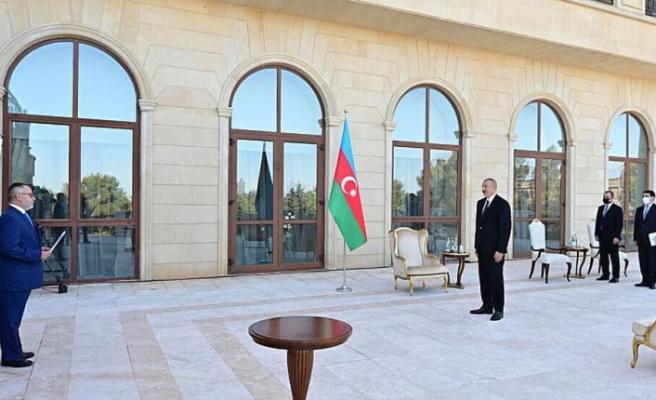 """Aliyev: """"Ermenistan'ın, Yunanistan ve Güney Kıbrıs ile askeri iş birliğinden rahatsızız"""""""