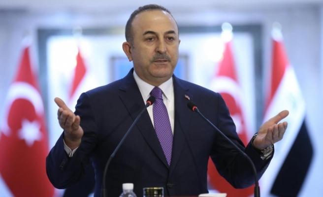 Çavuşoğlu: '' Yalan söyleyen Yunanistan'ın kendisi''