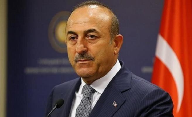 Çavuşoğlu:Doğu Akdeniz'deki tek hedefimiz Türkiye'nin ve Kıbrıs Türkünün hakkını savunmak