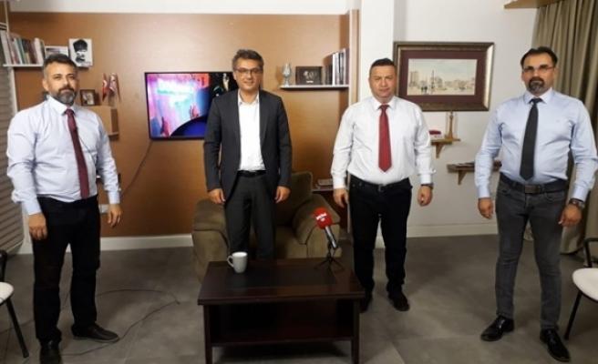 """""""DOĞRUSU SİYASİ EŞİTLİĞE DAYALI FEDERASYON"""""""