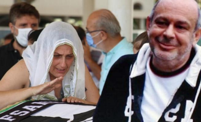 Gözyaşları sel oldu! Haldun Boysan son yolculuğuna uğurlandı