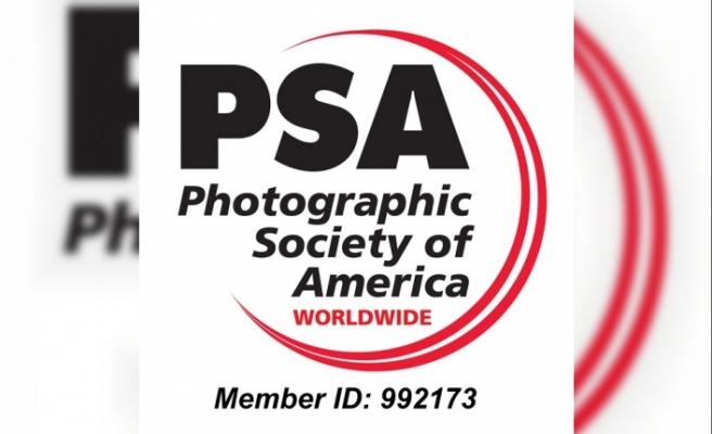 KIFSAD, PHOTOGRAPHIC SOCIETY OF AMERICA ÜYESİ OLDU