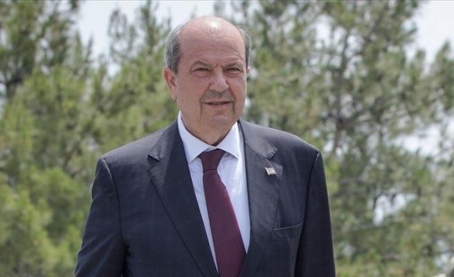 Tatar: Erdoğan'ın, 'Doğu Akdeniz'de bölgesel konferans' önerisi olumlu bir çağrıdır, katılmaya hazırız