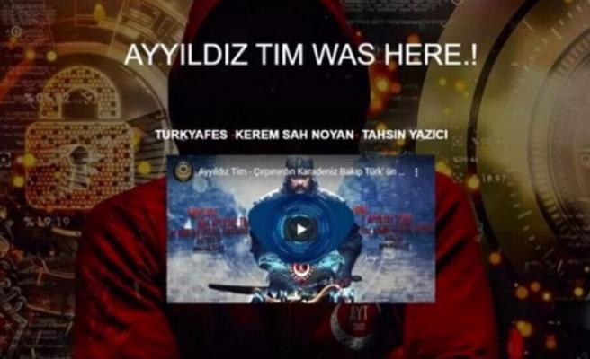 """Türk hacker grubundan Yunanistan'a darbe: """"Bir gece ansızın gelebiliriz"""""""