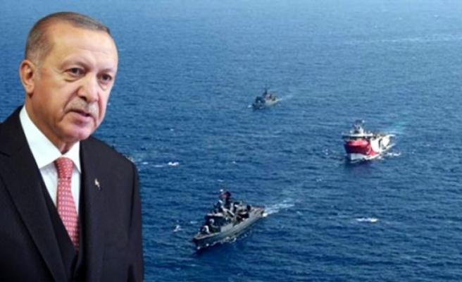 """""""Türkiye ve KKTC'nin içinde adil şekilde yer almadığı hiçbir denklemden Akdeniz barışı çıkmaz"""""""