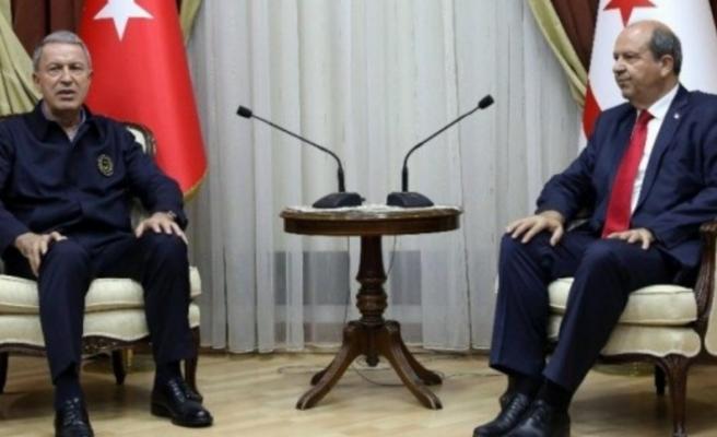 Akar'dan Ersin Tatar'a tebrik