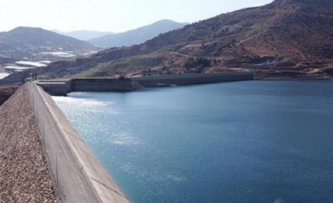 Asrın Projesiyle KKTC'ye 236 milyon 457 bin metreküp su ulaştırıldı