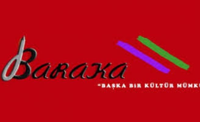 """Baraka'dan Çağrı: """"Gerekli Önlemler Alınarak Tiyatrolar Açılsın"""""""