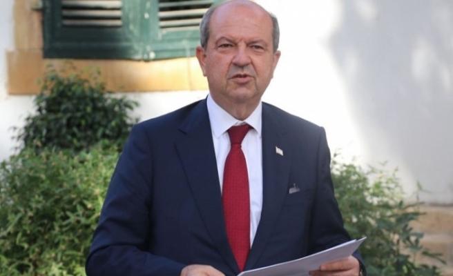 Cumhurbaşkanı seçilen Tatar, 23 Ekim Cuma günü ant içecek