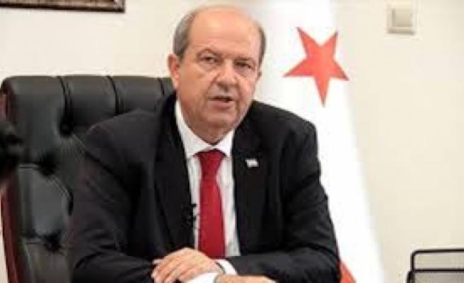 Cumhurbaşkanı  Tatar'ın Ankara Temasları Sürüyor