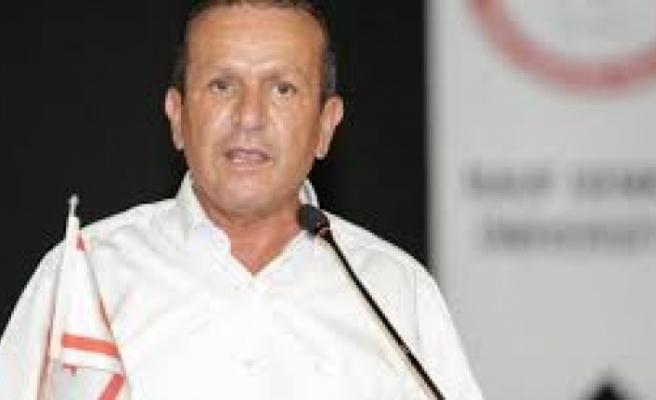 DP Genel Başkanı Ataoğlu, Ersin Tatar'a Başarılar Diledi