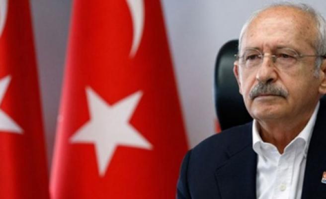 Kılıçdaroğlu'ndan Ersin Tatar'a tebrik telefonu