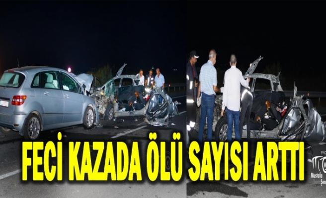 Korkunç Kazada 3 Kişi Hayatını Kaybetti