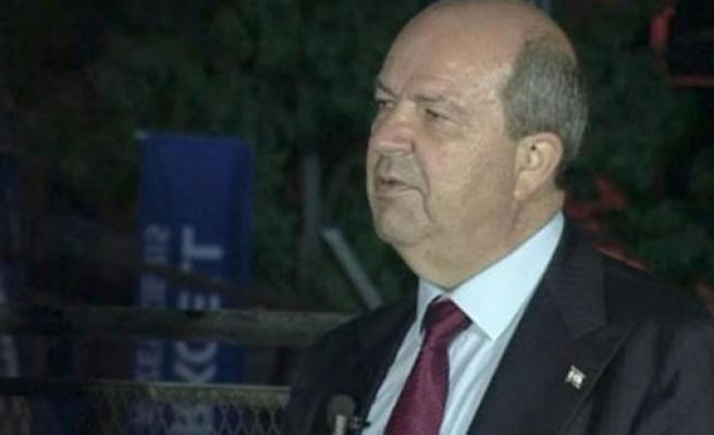 'Rumlarla ortaklık Kıbrıs Türkünün kabul edeceği bir şey değildir'