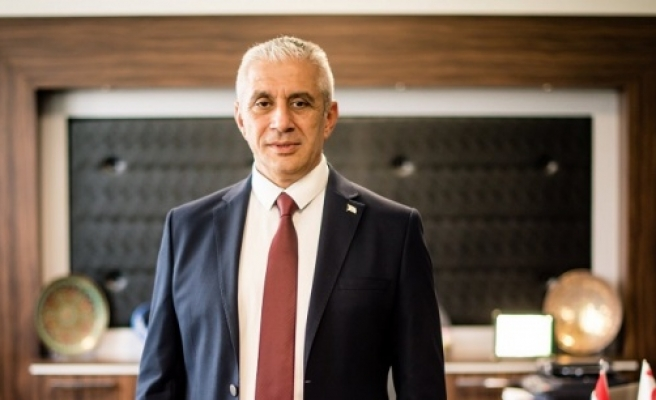 Taçoy da UBP Genel Başkanlık adaylığını açıkladı