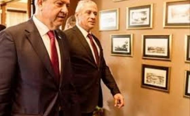 Taçoy, Ersin Tatar'ın Cumhurbaşkanı Seçilmesini Kutladı