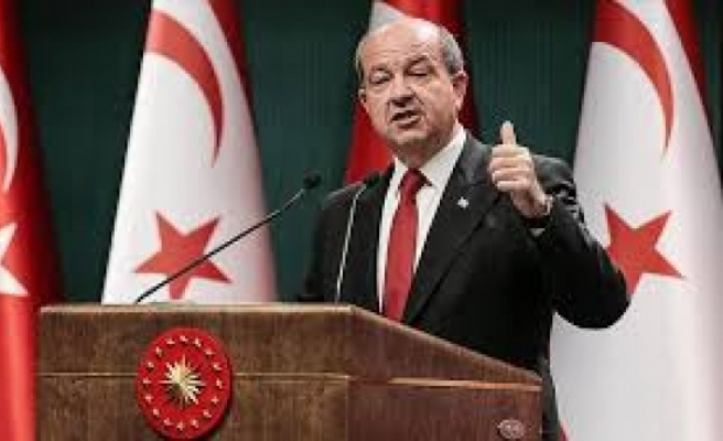 Tatar: 5'li konferans Kıbrıs konusunun neticeye bağlanması için son şanstır