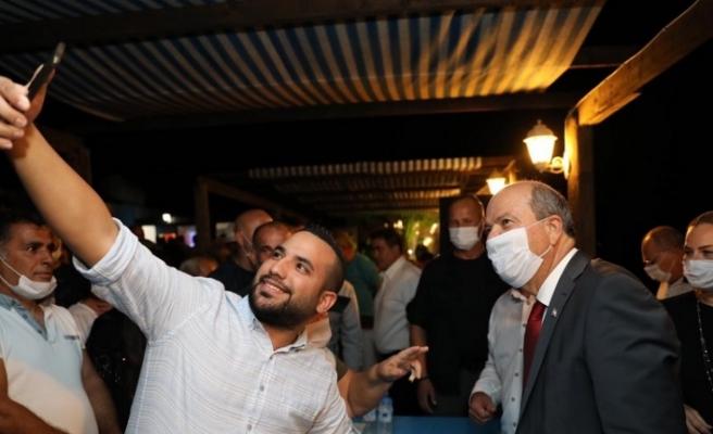 Tatar: Türkiye ile kavgalı bir cumhurbaşkanı ile halkımız hiç bir yere varamaz