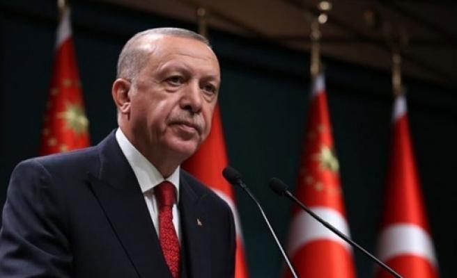 TC Cumhurbaşkanı Erdoğan: İzmir'deki depremden etkilenen tüm vatandaşlarımıza geçmiş olsun