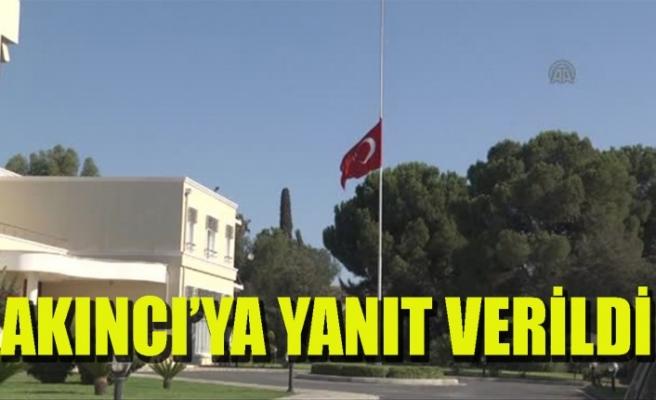 Türkiye Cumhuriyeti Lefkoşa Büyükelçiliği'ndan Önemli Açıklama