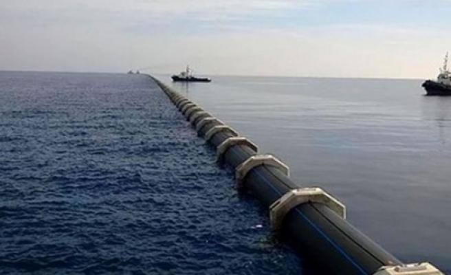 Türkiye'den gelen su bugün yeniden Geçitköy Barajı'na akmaya başlayacak