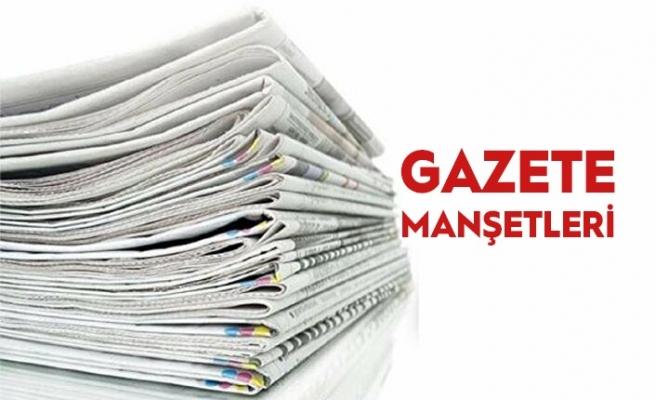 12 kasım gazete manşetleri