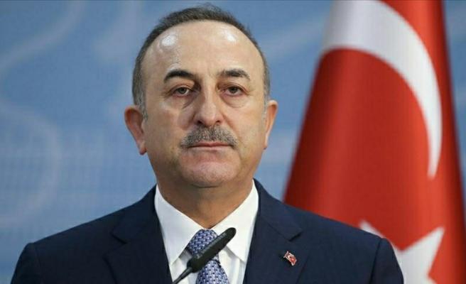 Çavuşoğlu:Kıbrıs Türkü artık sırf müzakere etmek için masaya oturmayacak