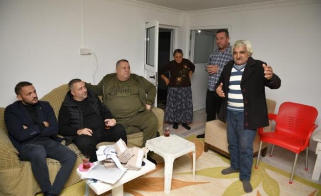 Halil Falyalı , Derinceli Mehmet Polat'a umut oldu