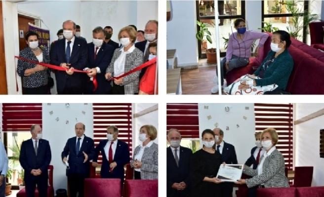 Thalassaemia Merkezi Hasta Takip ve Tedavi Odası Lions Kulübü katkılarıyla yenilendi