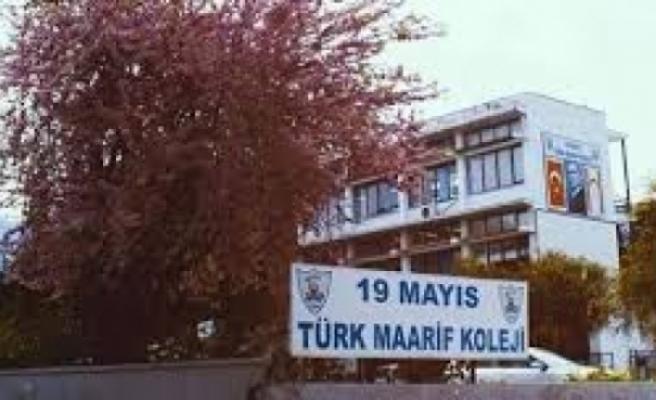 19 Mayıs Türk Maarif Koleji'nde bir öğretmen pozitif