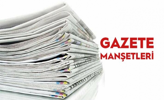 28 Aralık Gazete Manşetleri