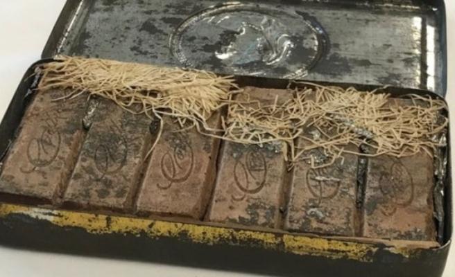 Bu Çikolata 120 Yıllık