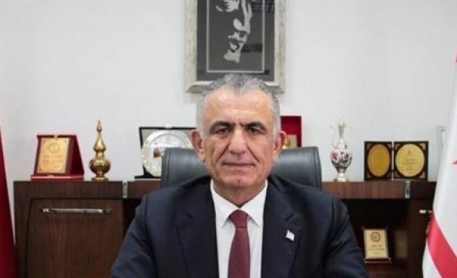 """Çavuşoğlu: """"Hellimin Tescil Sürecinde Sonuçlanmaya Yakın Bir Noktaya Geldik"""""""