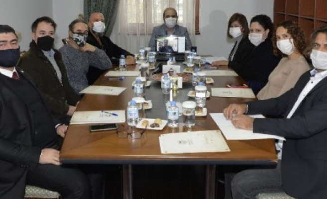 Cumhurbaşkanlığı Kültür ve Sanat Komitesi'nin ilk toplantısı gerçekleştirildi