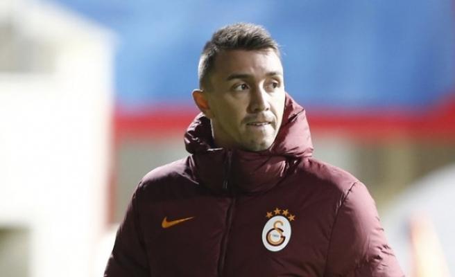 Galatasaray'da Muslera Şoku