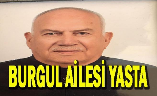 Güner Burgul hayatını kaybetti!