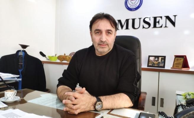 Kamu-Sen Başkanı Atan'dan yeni yıl mesajı