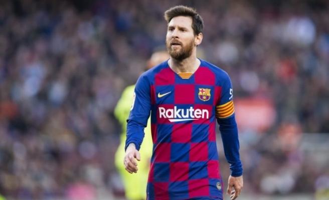 Lionel Messi  Manchester City'de mi ?