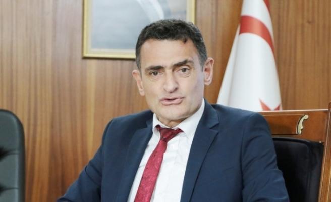 Maliye Bakanı Oğuz, '21-25 Aralık Milli Mücadele ve Şehitler Haftası' dolayısıyla mesaj yayımladı