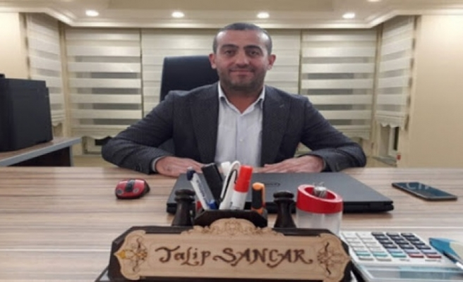 MİSP Başkanı Sancar 2021 yılından sağlık ve huzur diledi