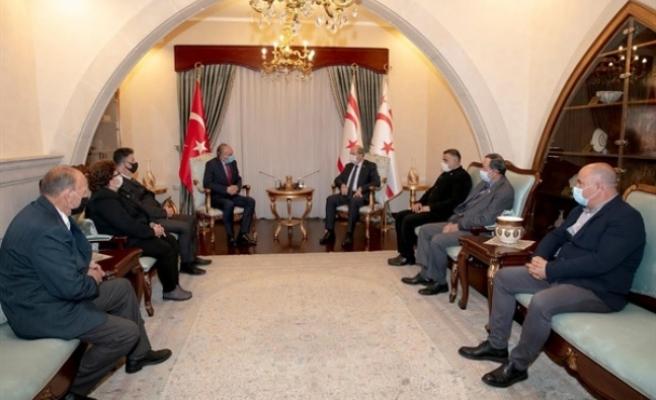 Tatar:Doğu Akdeniz'de dengelerin ve istikrarın oluşumu için KKTC devleti bir gereksinimdir