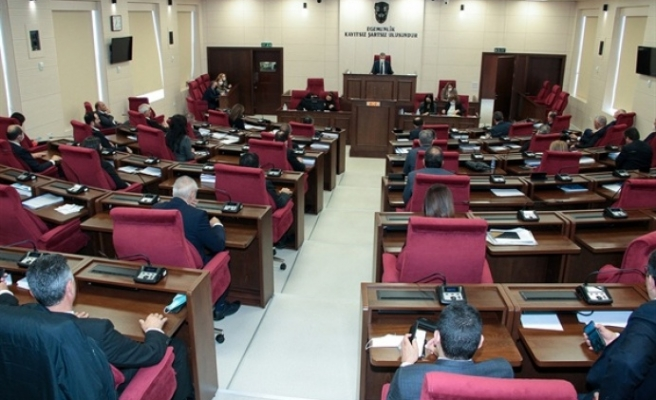 UBP-DP-YDP Koalisyonunun Hükümet Programı Meclis'te Görüşülüyor