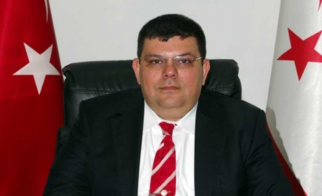 UBP Milletvekili Özdemir Berova, Hüseyin Özgürgün'ün istifasına yönelik açıklama yaptı