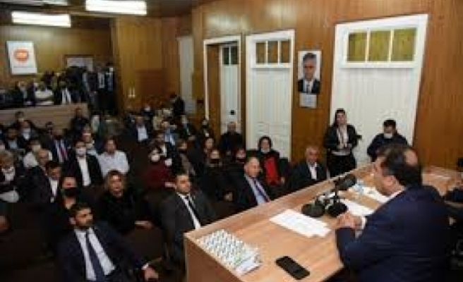 UBP Parti Meclisi'nden azınlık hükümetine onay